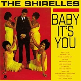 Inakustik LP Shirelles / baby it´s you