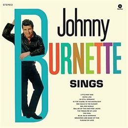 Inakustik LP Johnny Burnette / Sings