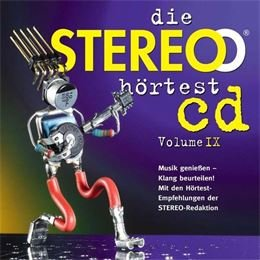 Inakustik CD Stereo Hörtest CD, Vol. IX