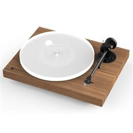 Pro-Ject X1 Plattenspieler (Pick it S2 MM) walnuss